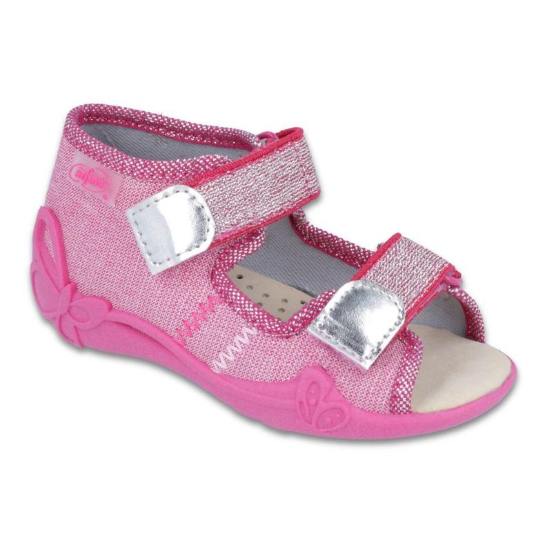 -de-rosa Calçado infantil amarelo Befado 342P001