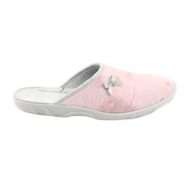 Befado colorido calçados femininos 235D161 -de-rosa