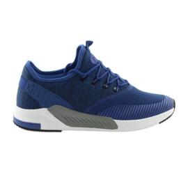 Calçado desportivo para homem DK 18470 azul