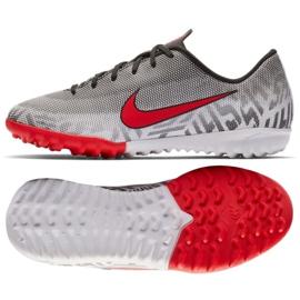 Sapatilhas de futebol Nike Mercurial Vapor 12 Academia Neymar Tf Jr AO9476-170