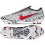 Sapatilhas Nike Merurial Vapor 12 Elite Neymar Fg M AO3126-170 cinza branco