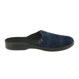 Sapatos masculinos Befado pu 089M412