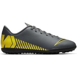 Tênis Nike Mercurial Vapor X 12 Clube Tf Jr AH7355-070