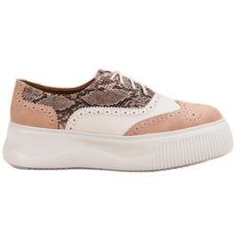 Sapatos VICES Fashion -de-rosa