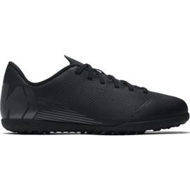 Tênis Nike Mercurial Vapor X 12 Clube Tf Jr AH7355-001 Futebol