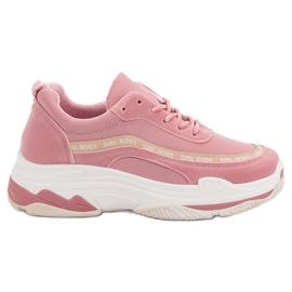Vices Sapatos cor-de-rosa VICE Sport