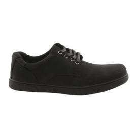 Calçado desportivo preto American Club CY23