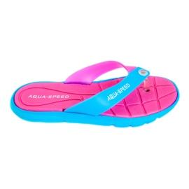 Chinelos Aqua-Speed Bali rosa-azul 03 479 -de-rosa