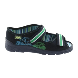 Calçado de sandálias infantis Befado 969Y073