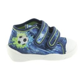 Azul Calçado infantil laranja Befado 212P058
