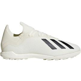 Sapatos de futebol adidas X Tango 18.3 Tf M DB2474 branco branco