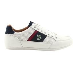Sapatilhas Esportivas Masculinas Mckey 901 white