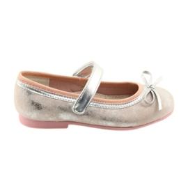 Sapatos de bailarina com arco American Club GC18
