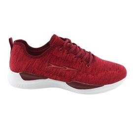 Vermelho Ligações esportivas masculinas DK SC235