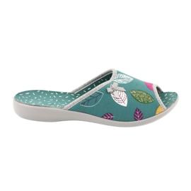 Sapatos femininos Befado pu 254D103