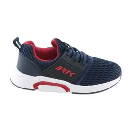 Bartek 58110 Slip-on azul marinho calçados esportivos