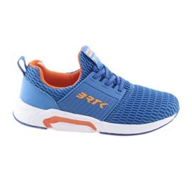 Sapatos Bartek 55110 Sport slip-in azul