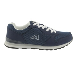 American Club 12 calçados esportivos azuis marinha
