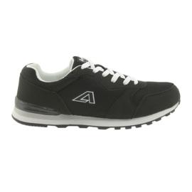 American Club 12 calçado desportivo preto