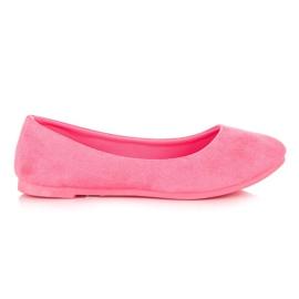 Seastar Bailarina Confortável -de-rosa
