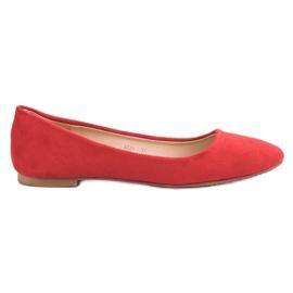 Primavera vermelho Bailarina Vermelha Clássica