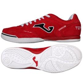 Sapatos de interior Joma Top Flex Nobuck 806 TOPNS.806.IN vermelho vermelho
