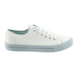 Sapatilhas Atletico 18916 branco / azul