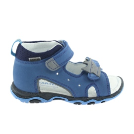Sandálias meninos nabos Bartek 51489 azul