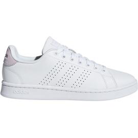 Calçado Adidas Advantage W F36481 branco