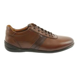 Badura 3707 marrom calçados esportivos
