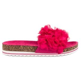 Seastar Chinelos cor-de-rosa elegantes