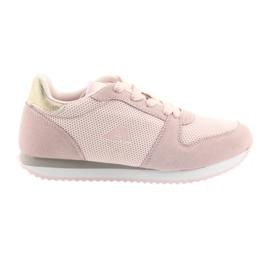 Lt.pink American Club FH10 calçados esportivos