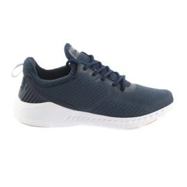American Club Sports Shoes americano marinha FH08