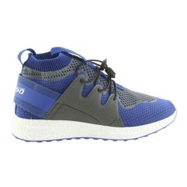 Sapatos infantis Befado 516Y029 azul
