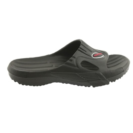 Aqua-Speed Aqua-Velocidade Arizona U Flip Flops U preto