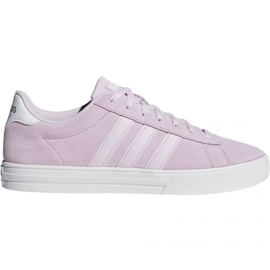 Sapatos femininos adidas Daily 2.0 W F34740 -de-rosa