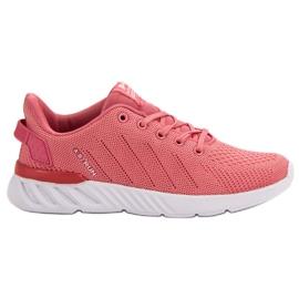 Ax Boxing Sapatos Desportivos Leves -de-rosa