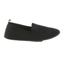 Sapatilhas McKey Sneakers slip-in preto