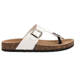 Seastar Flip-flops confortáveis branco
