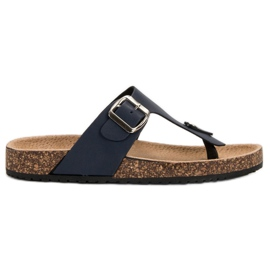 Seastar Flip-flops confortáveis marinha