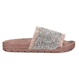 Chinelos Confortáveis VICES -de-rosa