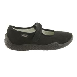 Preto Sapatos femininos Befado pu - jovens 197D002