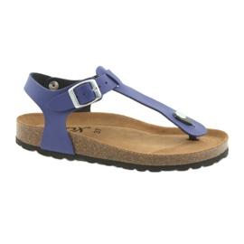 Sapatilhas azuis BIOX azul