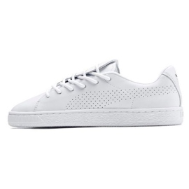 Branco Sapatos Puma Basket Crush Perf Wn's W 369689 01