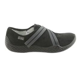 Preto Sapatos femininos Befado pu - jovens 434D014