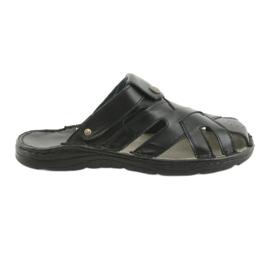 Naszbut Sapatos masculinos 051 preto