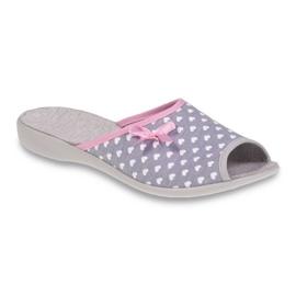 Sapatos femininos Befado pu 254D064