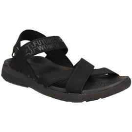 Sandálias 4F W H4L19-SAD002 20S preto