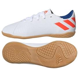 Sapatos de interior adidas Nemeziz Messi 19.4 Em Jr F99928
