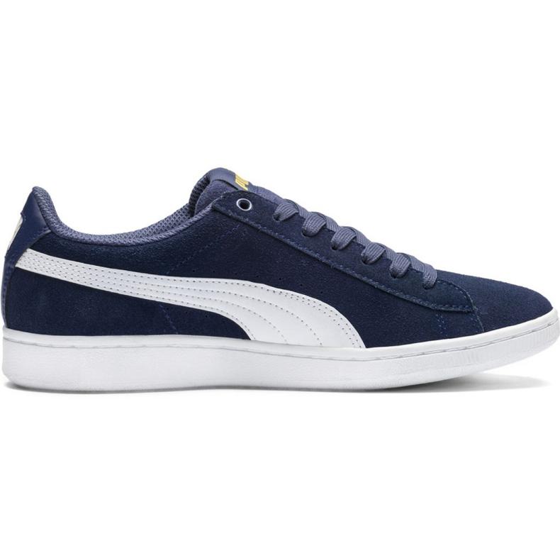 Marinha Sapatos Puma Vikky W 362624 22